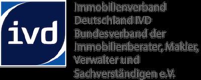 Logo Immobilienverband Deutschland IVD