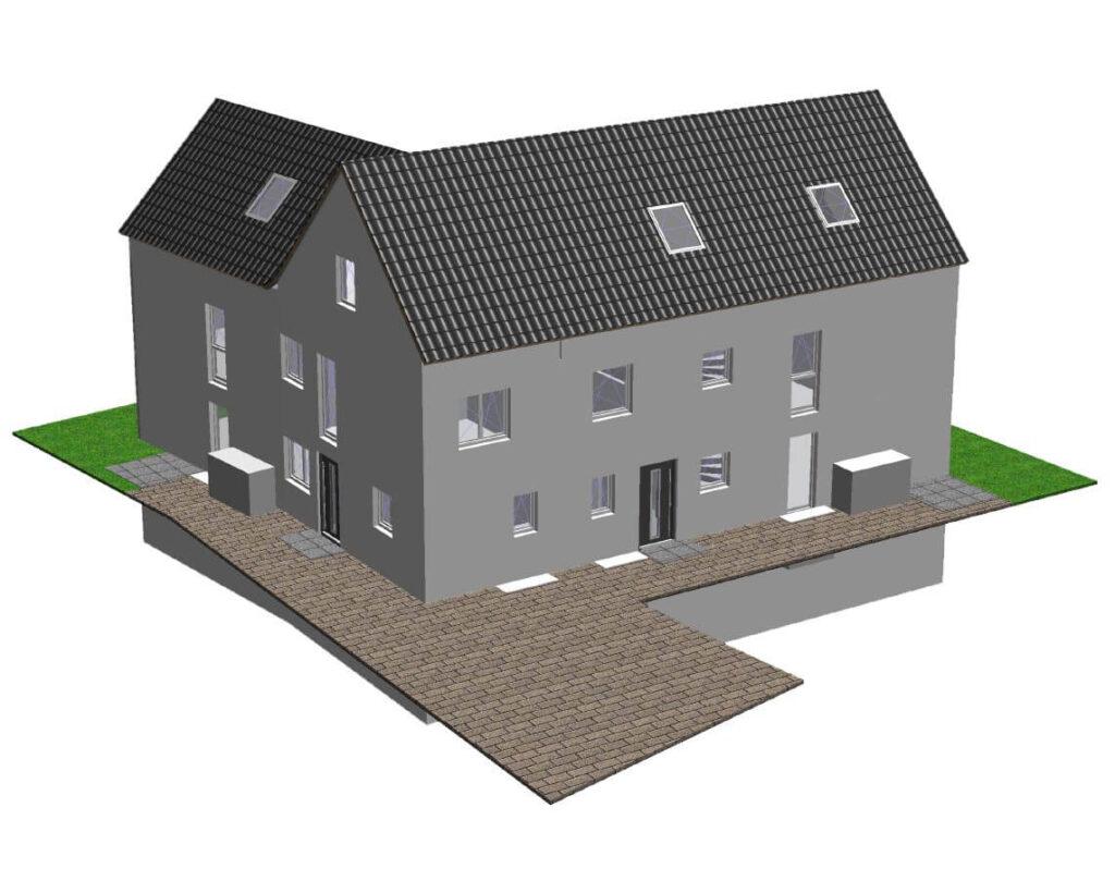 Neubauprojekt Lindengasse