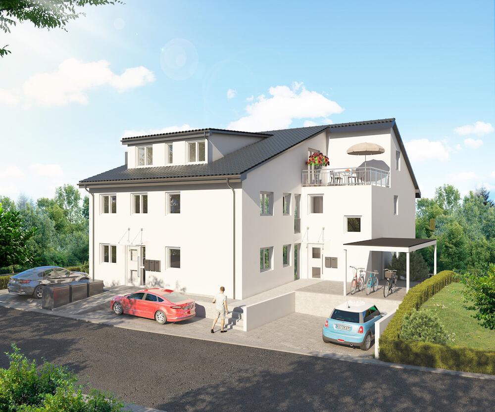 Neubauprojekt Mühlgasse Birkenfeld
